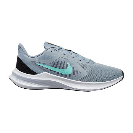 Nike Downshifter 10 Womens Running Shoes, 10 Medium, Blue