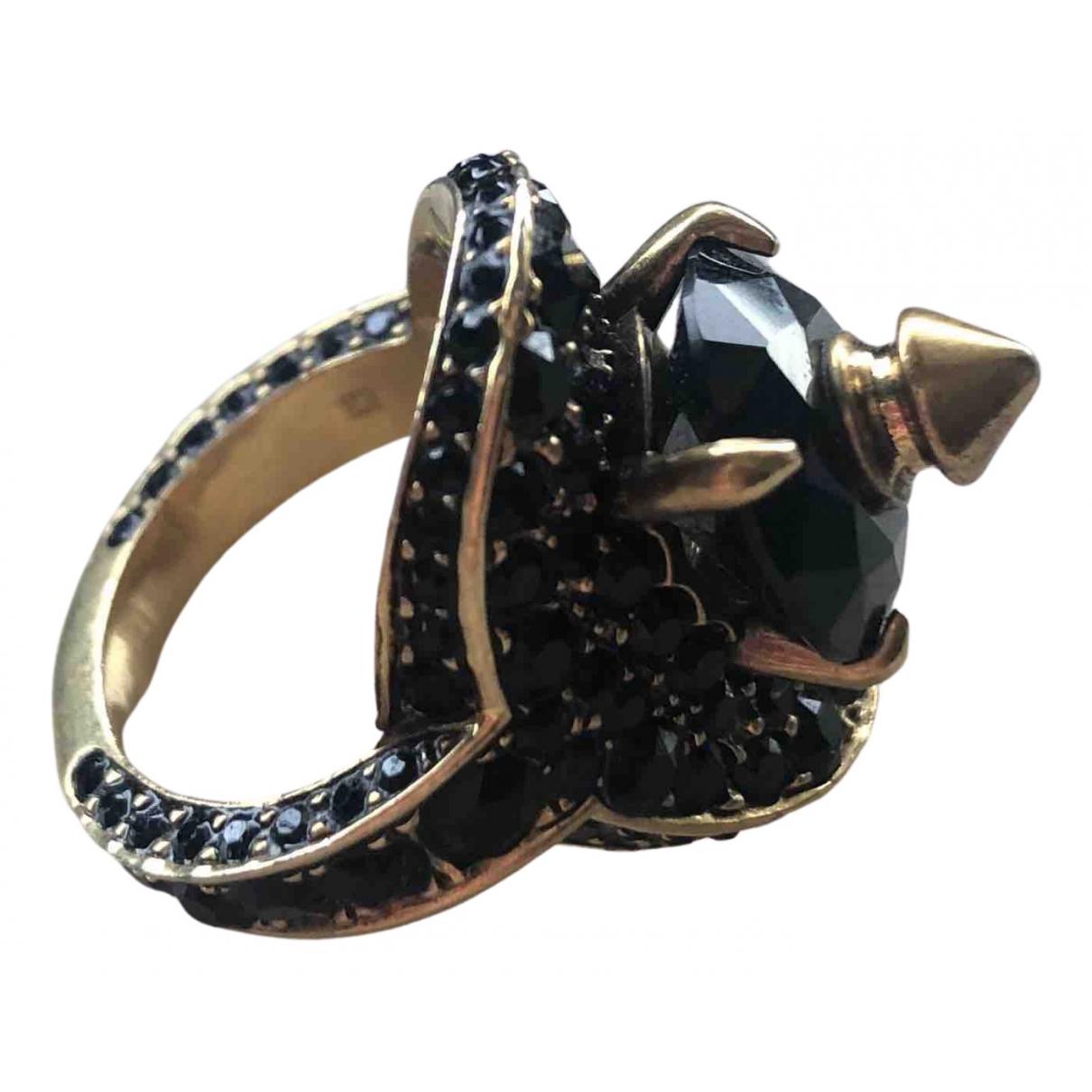 Gucci N Gold Metal ring for Women G UK