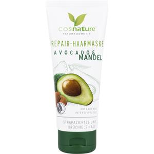 Cosnature Skin care Hair care Repair-Mask Avocado & Almond 100 ml