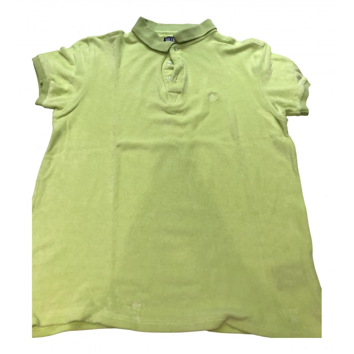 Vilebrequin \N Poloshirts in  Gruen Baumwolle