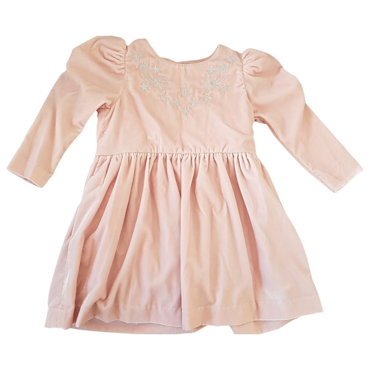 Stella Mccartney Kids - Robe    pour enfant - rose