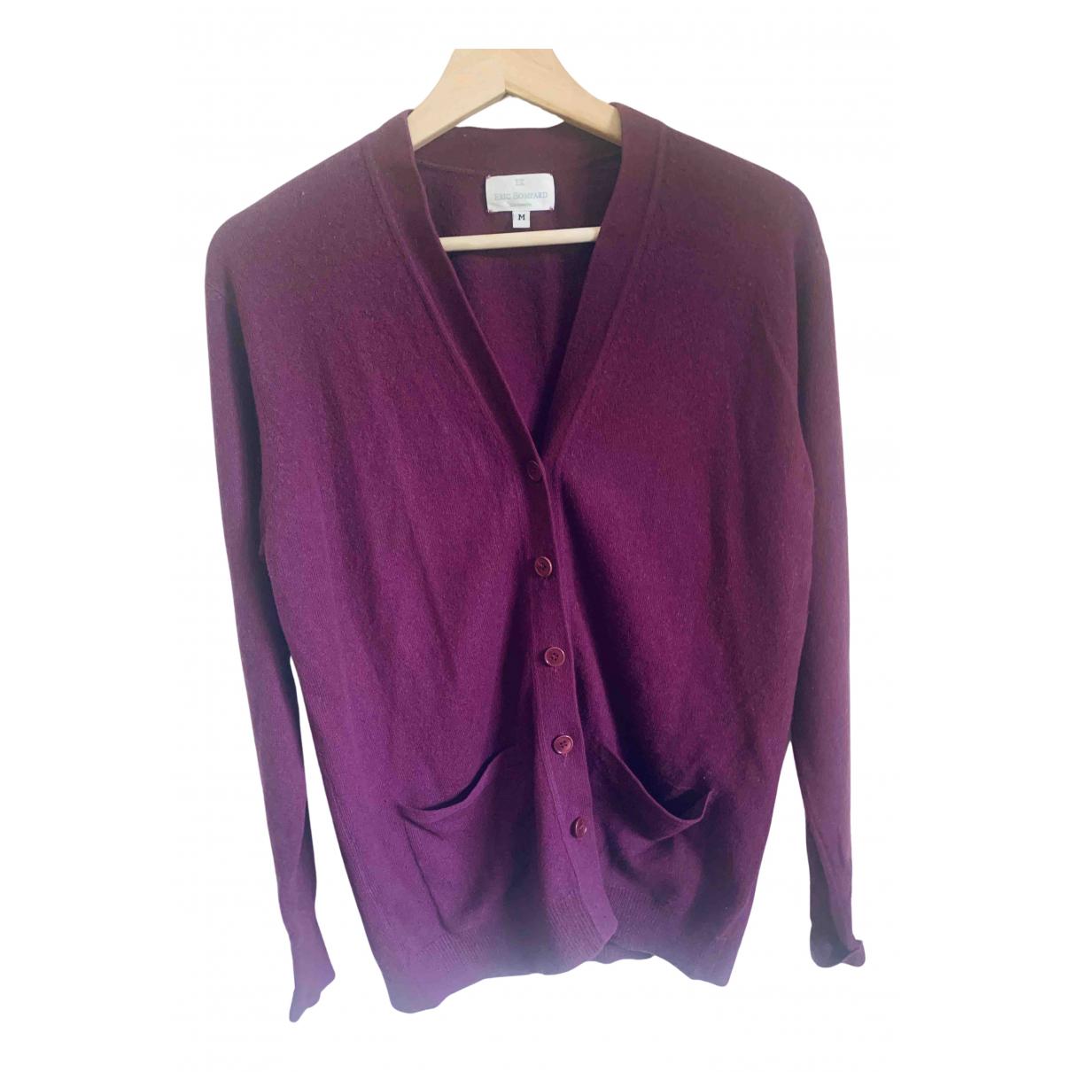 Eric Bompard - Pull   pour femme en cachemire - violet