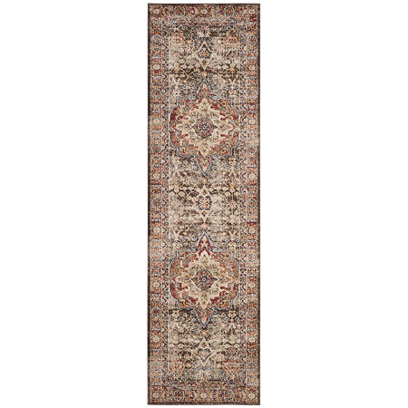 Safavieh Maynerd Traditional Rug, One Size , Brown