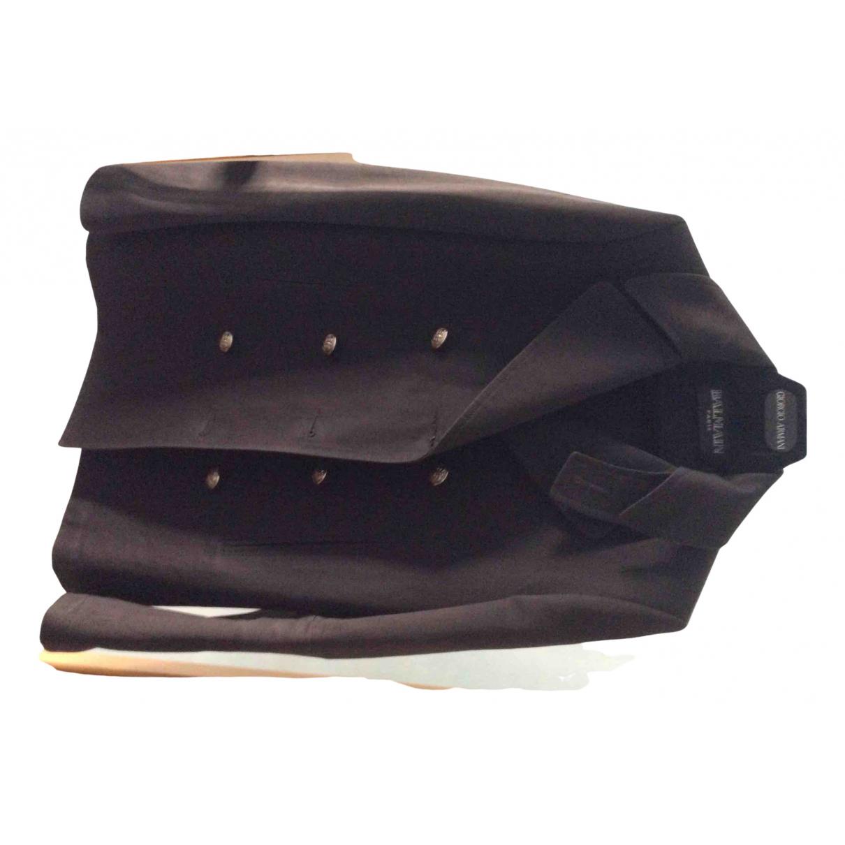 Balmain - Veste   pour femme en coton - noir
