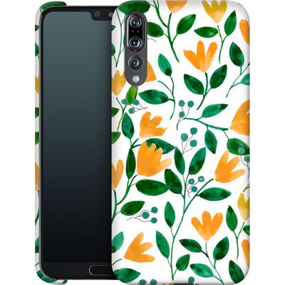 Huawei P20 Pro Smartphone Huelle - Fresh Foliage  von Iisa Monttinen