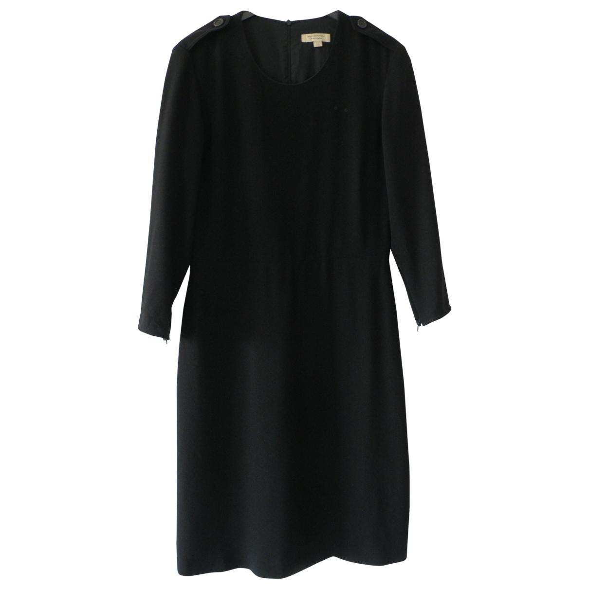 Burberry \N Black dress for Women 42 IT