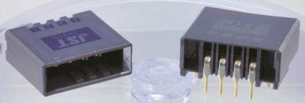 JST , JFA J300, 4 Way, 1 Row, Right Angle PCB Header (10)