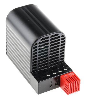 STEGO Enclosure Heater, 100W, 120  240 V ac, , 110mm  x 60mm  x 90mm