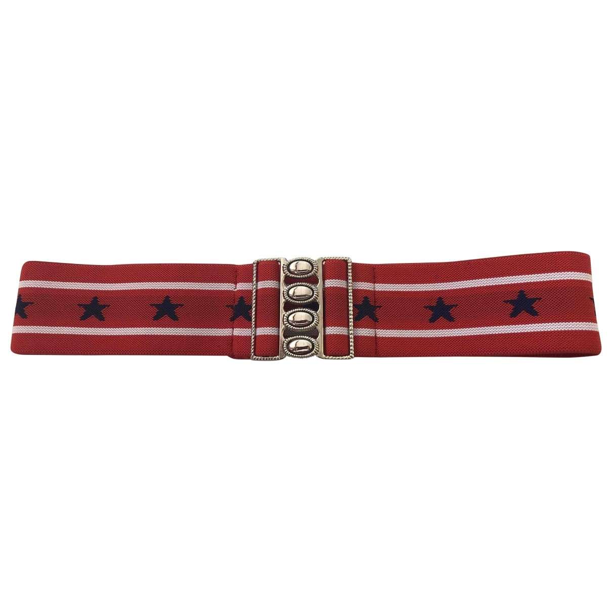 Non Signé / Unsigned \N Red belt for Women S International