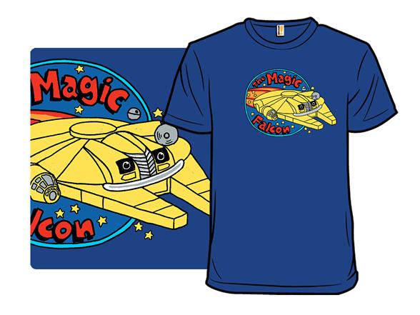 The Magic Falcon T Shirt