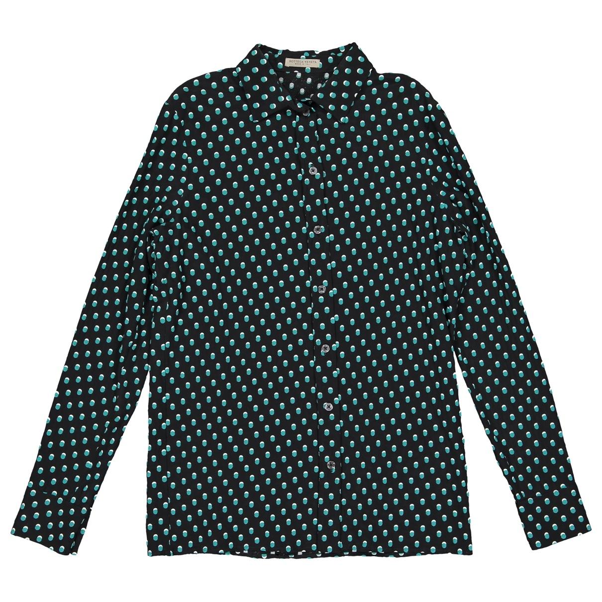 Bottega Veneta \N Multicolour Silk  top for Women 38 IT