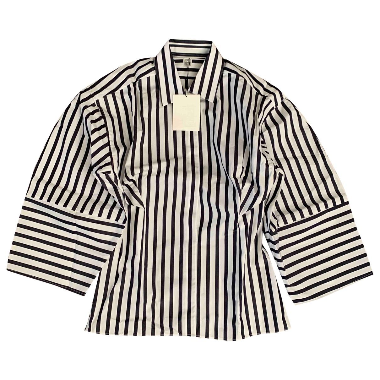 Toteme - Top   pour femme en coton