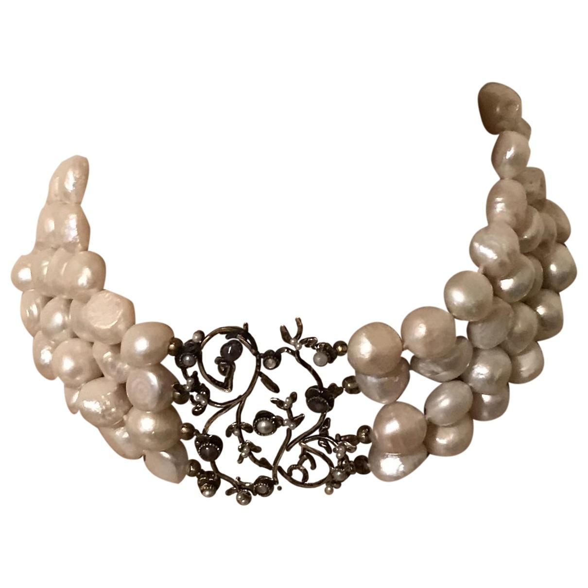Collar Nacre Non Signe / Unsigned