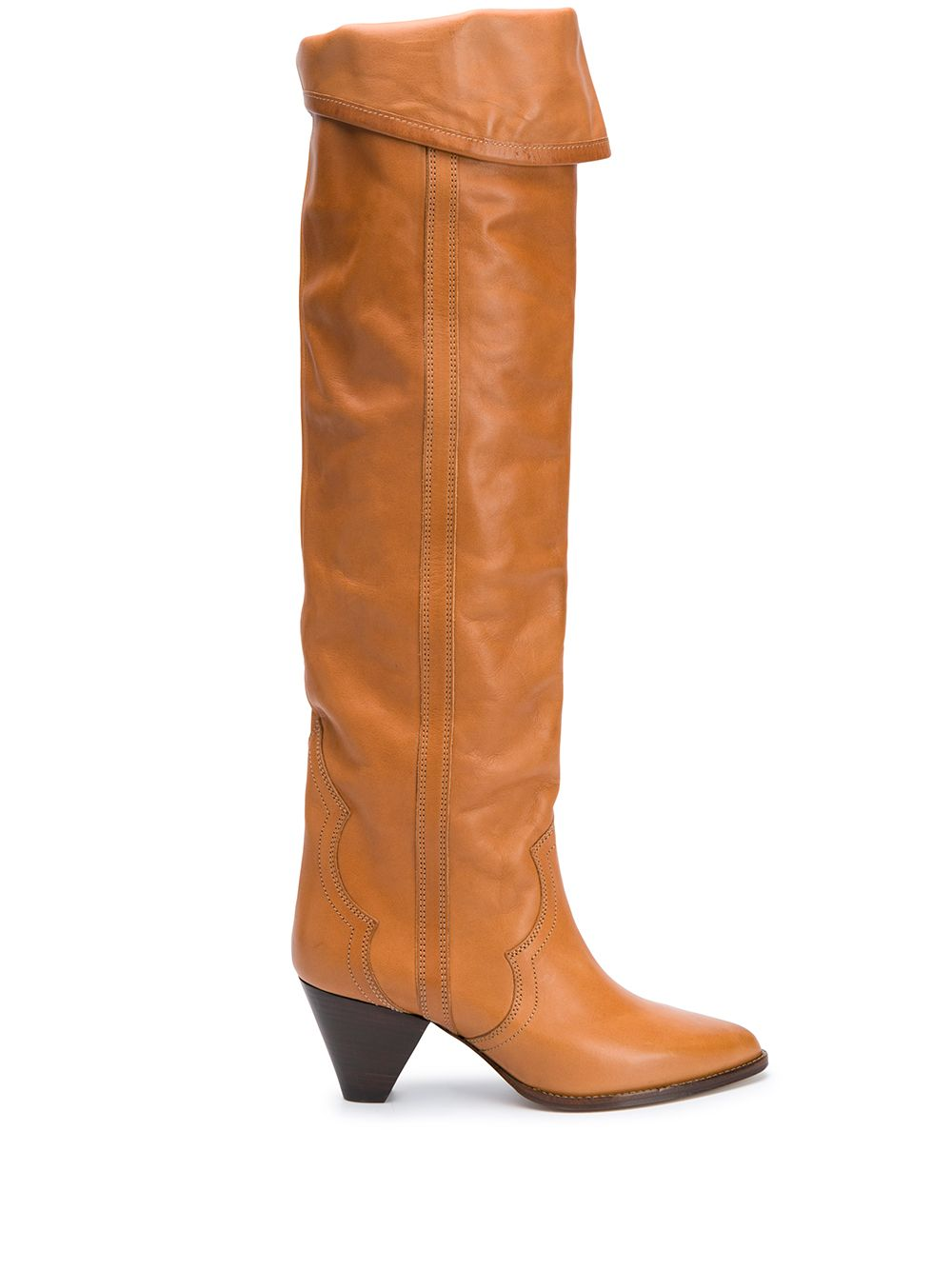 Remko Leather Boots