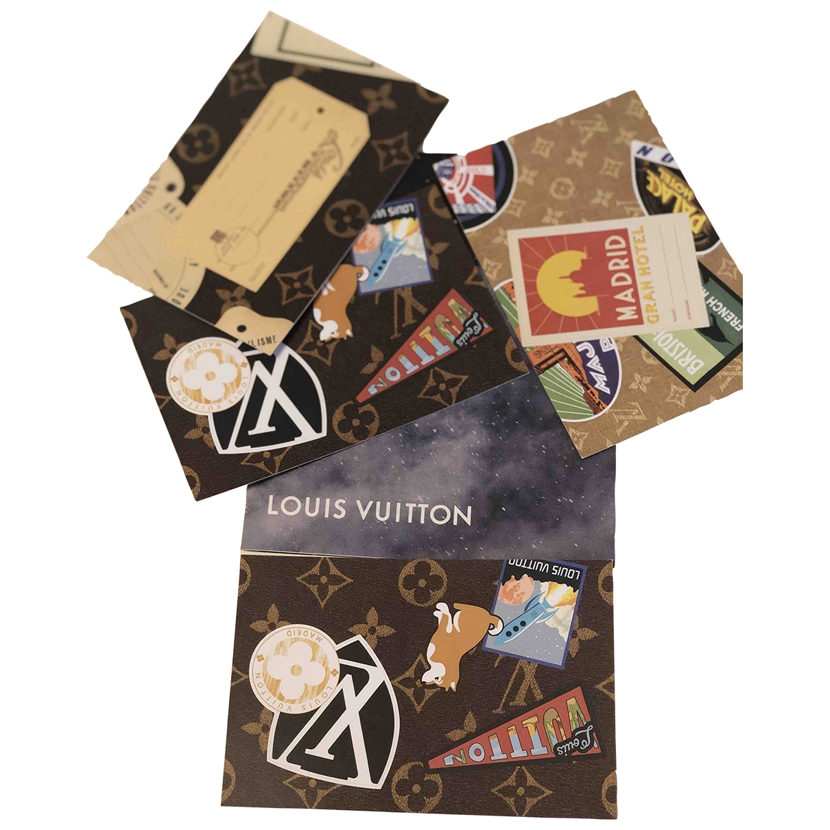 Louis Vuitton - Mode   pour lifestyle en coton - multicolore