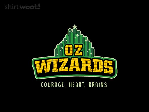 Team Wizards T Shirt