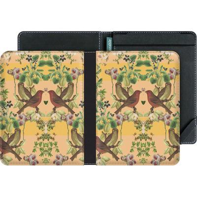 tolino vision 4 HD eBook Reader Huelle - Vintage Botanic von Zala Farah