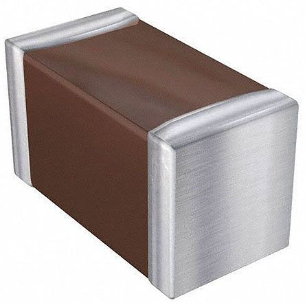 AVX 0603 (1608M) 100nF Multilayer Ceramic Capacitor MLCC 25V dc ±10% SMD 06033C104KAZ2A (4000)