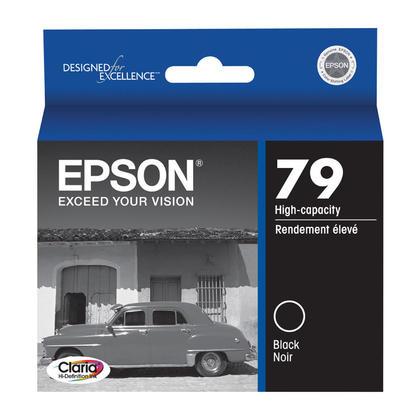 Epson 79 Original Black Ink Cartridge T079120