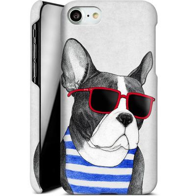 Apple iPhone 8 Smartphone Huelle - Frenchie Summer Style von Barruf