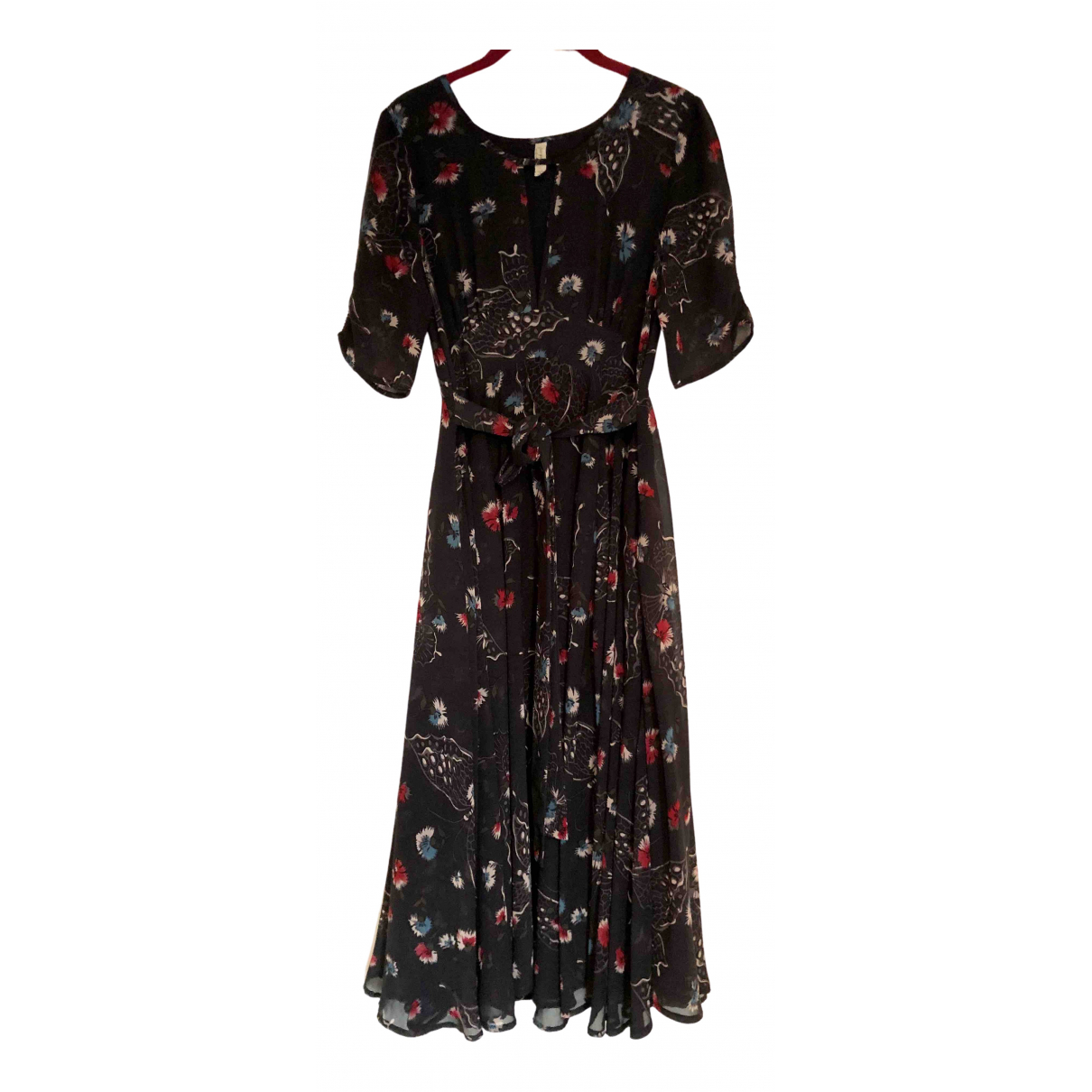 Free People \N Navy dress for Women 4 US