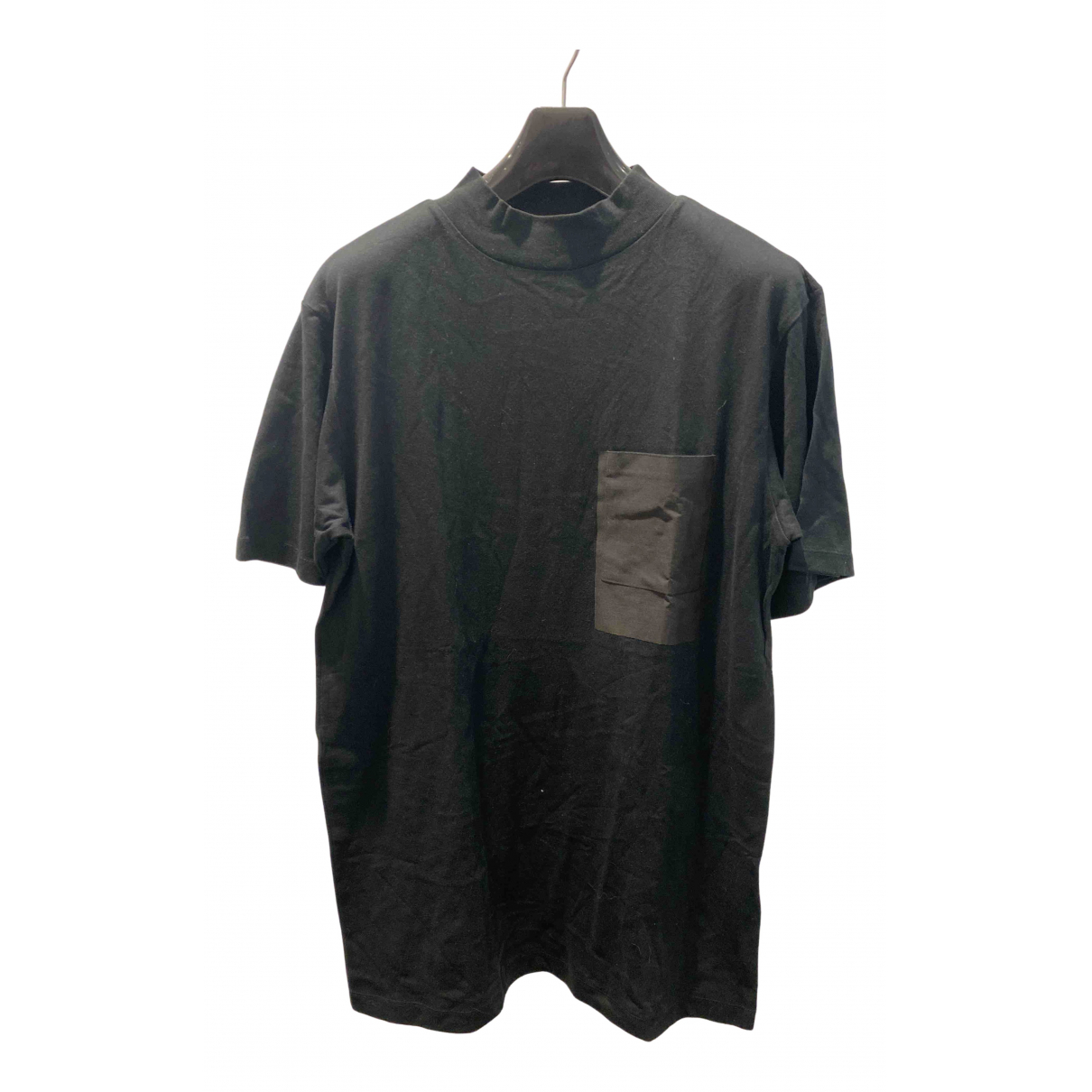 Opening Ceremony N Black Cotton T-shirts for Men 0 0 - 6
