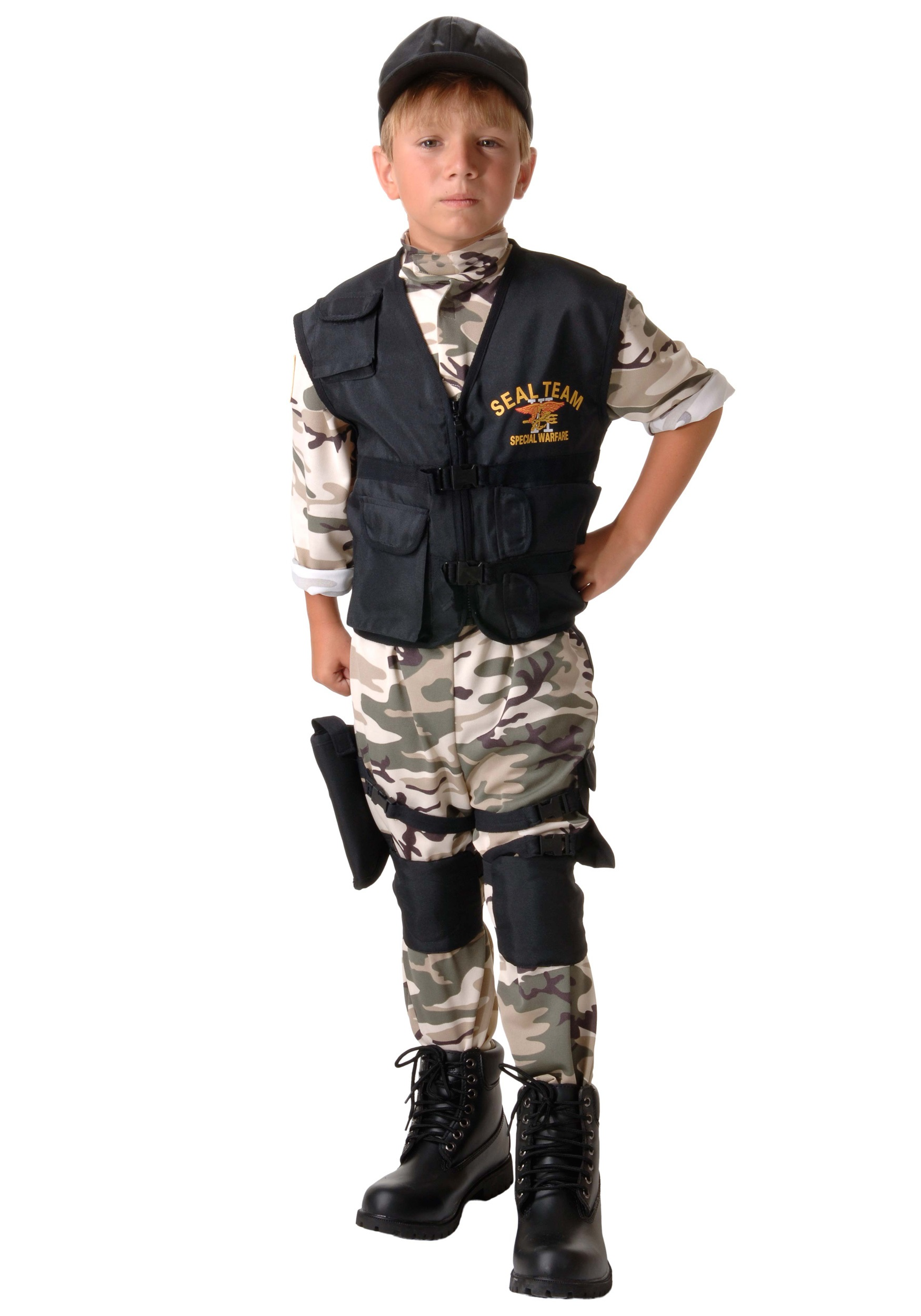 SEAL Team Costume For Kids
