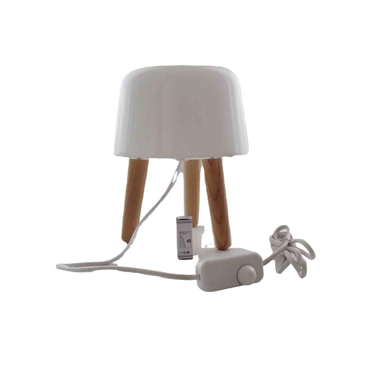 - Objets & Deco   pour lifestyle en verre - blanc