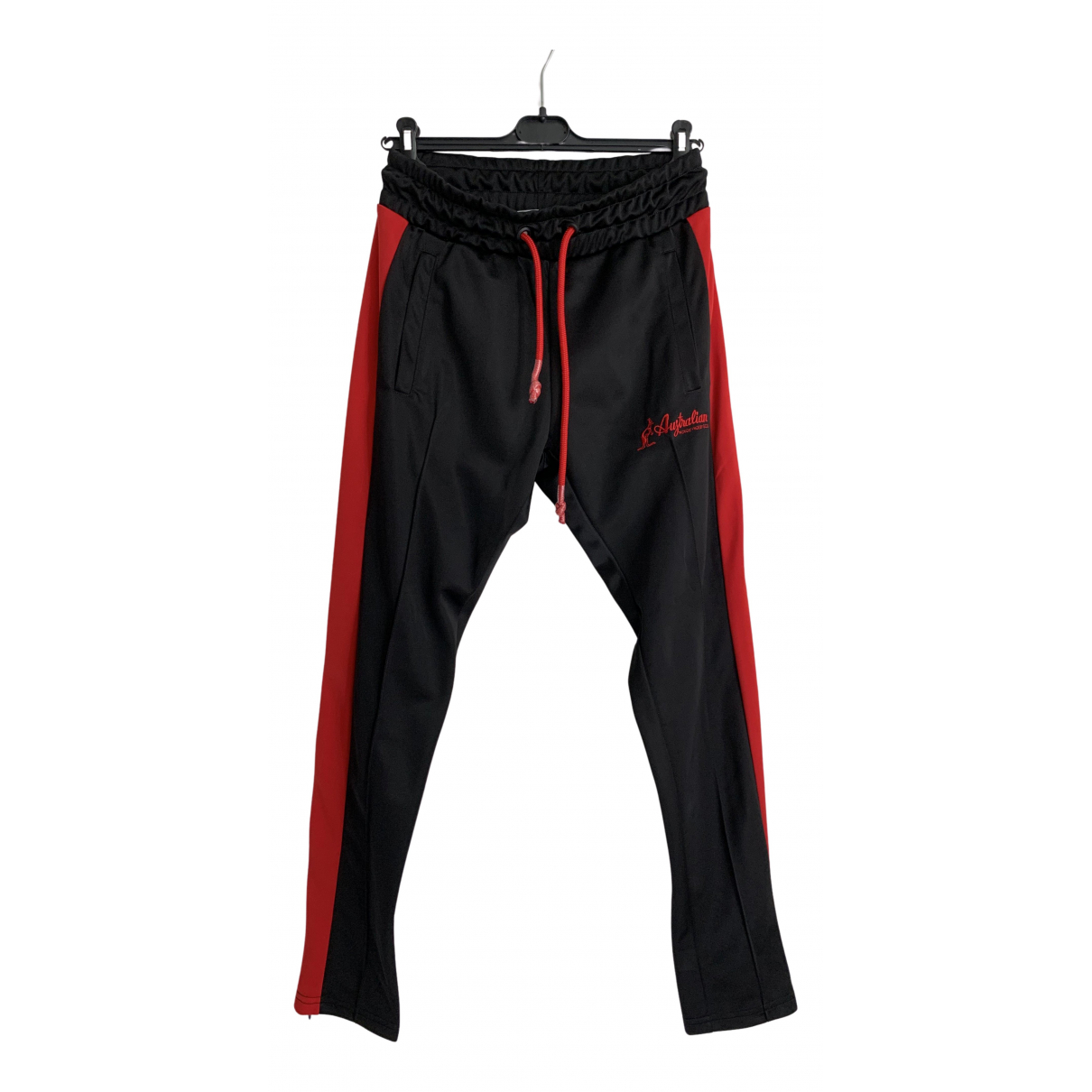 Gcds N Black Trousers for Men S International
