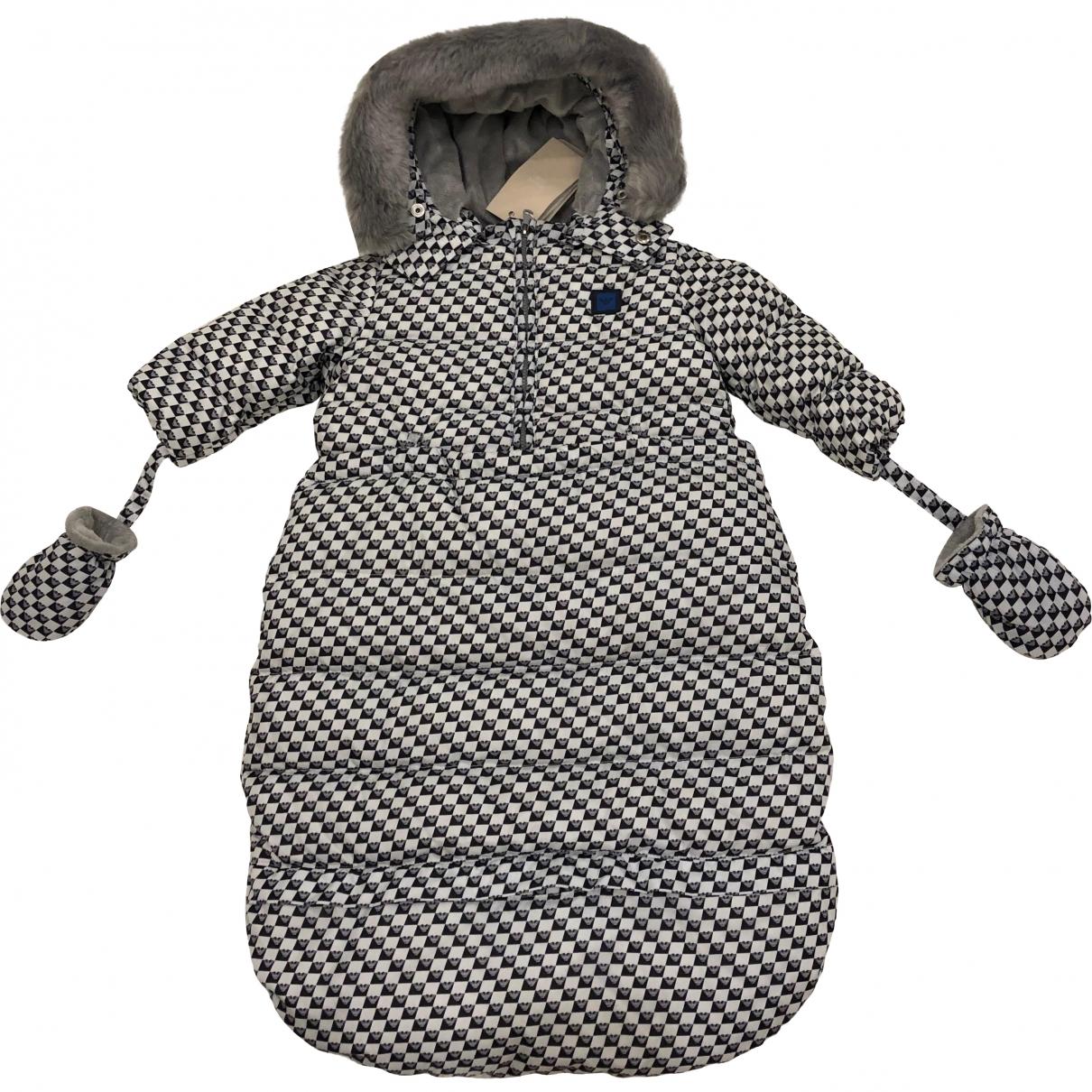 Armani Baby \N Jacke, Maentel in Polyester
