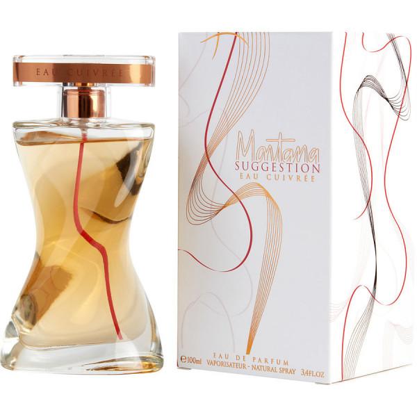 Suggestion Eau Cuivree - Montana Eau de Parfum Spray 100 ml