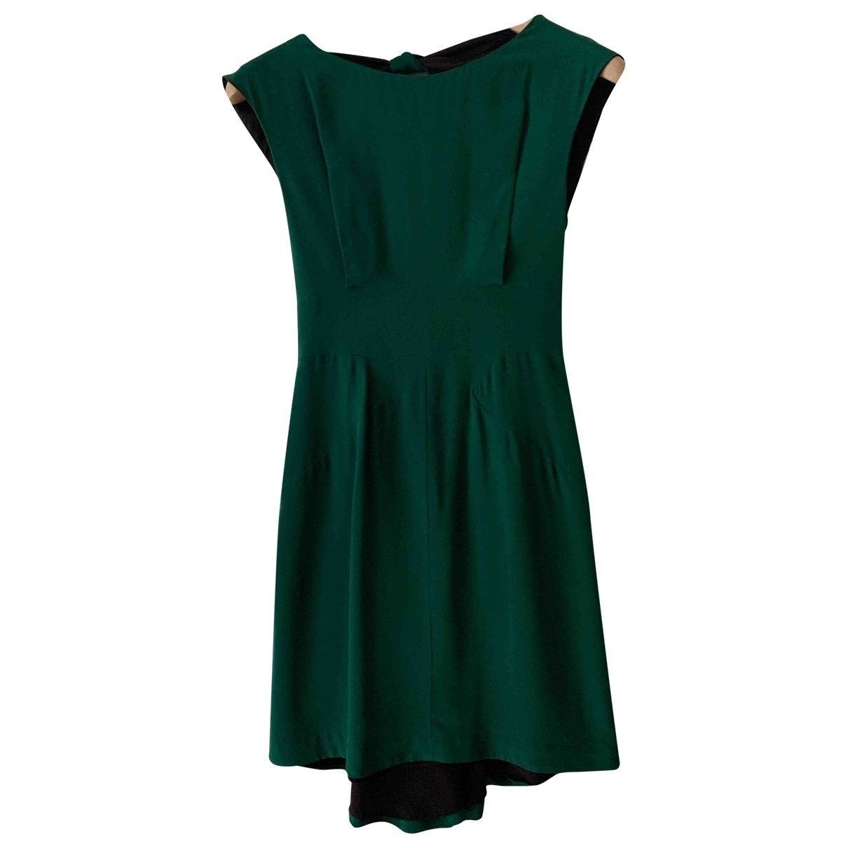 Rachel Comey - Robe   pour femme en soie - vert