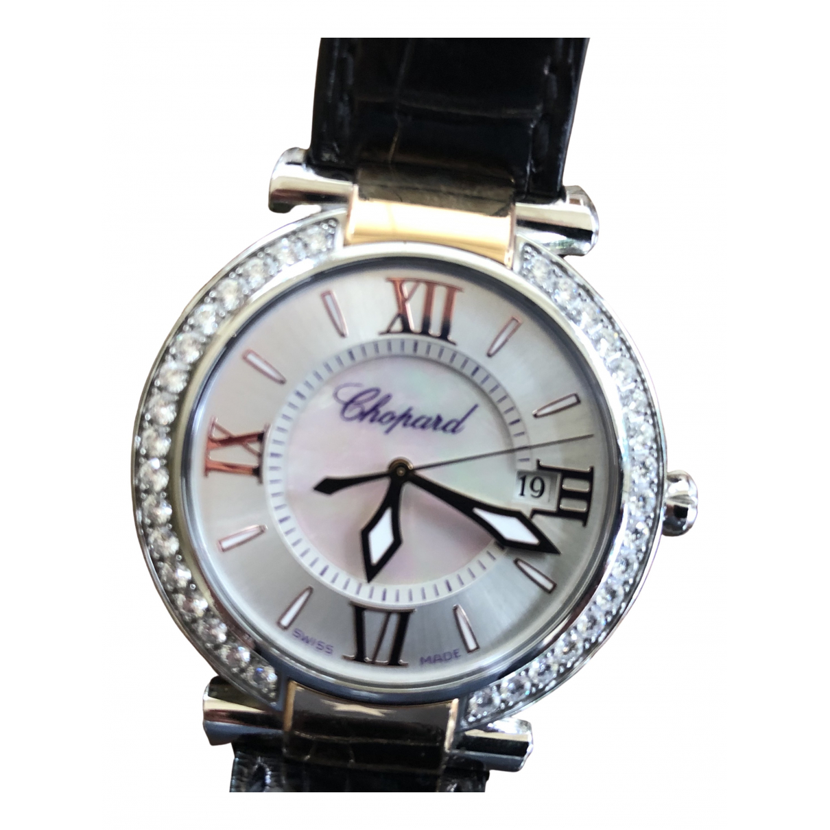 Chopard Impériale  Multicolour gold and steel watch for Women \N