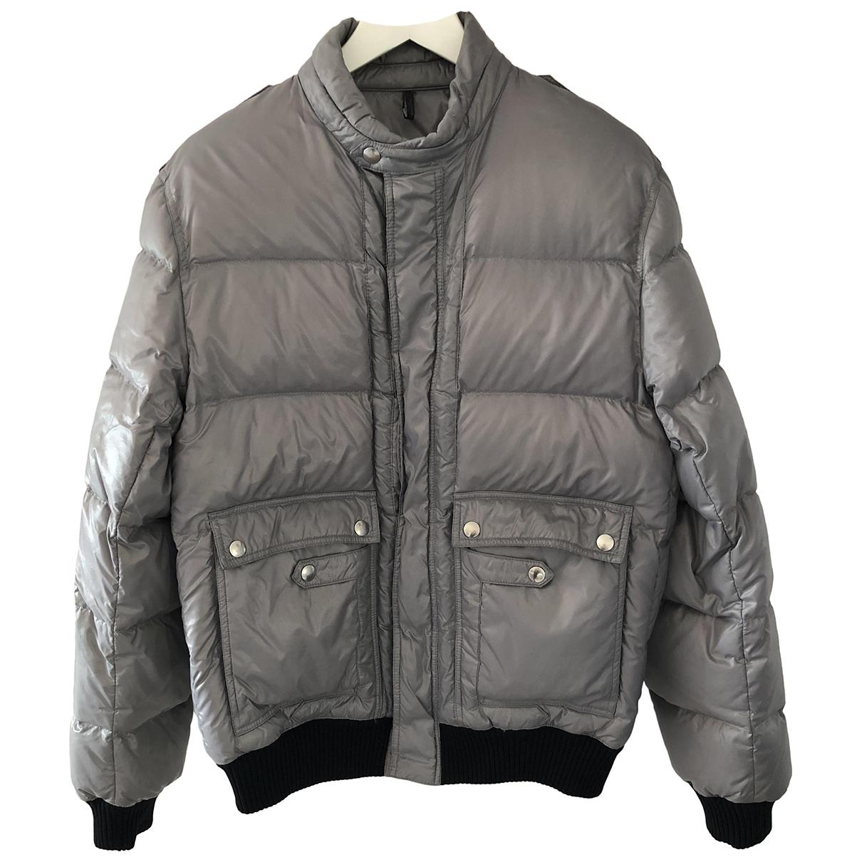Dior Homme \N Maentel in  Grau Polyester