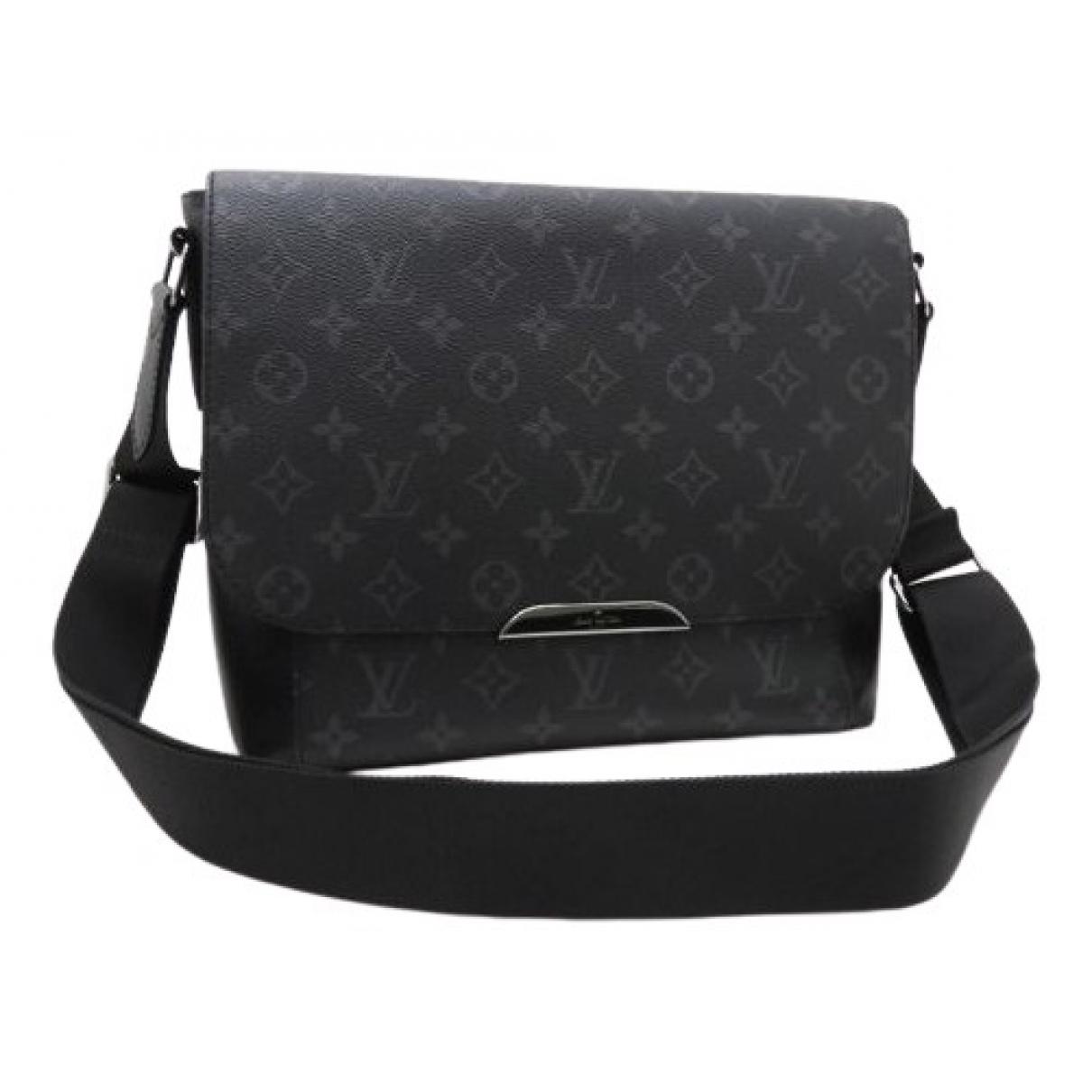 Bolso Explorer de Lona Louis Vuitton