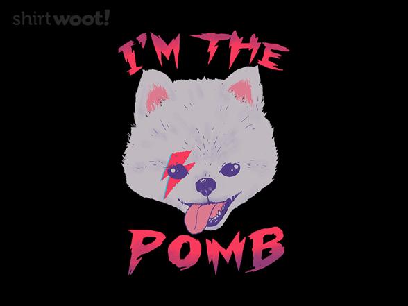 The Pomb-eranian T Shirt
