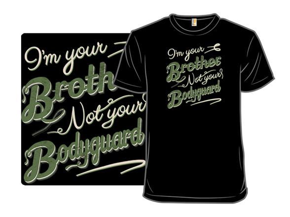 Mistaken Identity- Brother T Shirt