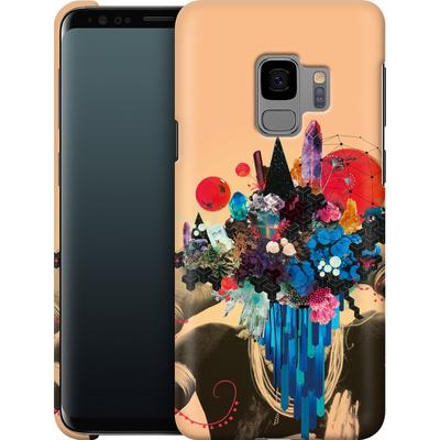 Samsung Galaxy S9 Smartphone Huelle - Shadows Took Shape von Victoria Topping