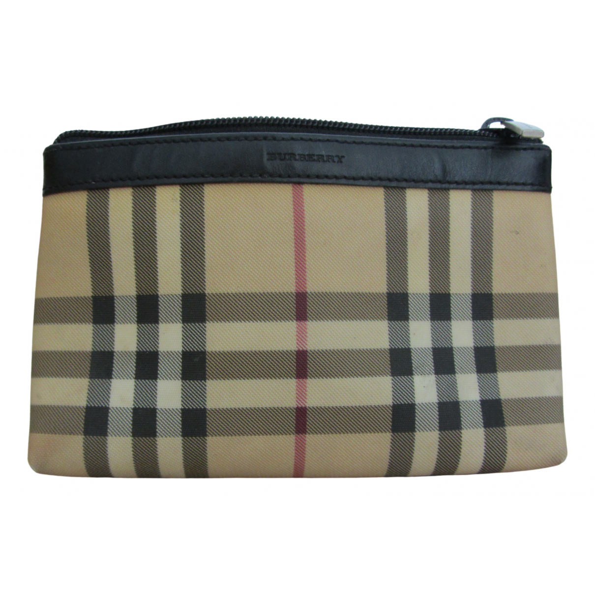 Burberry \N Camel Purses, wallet & cases for Women \N