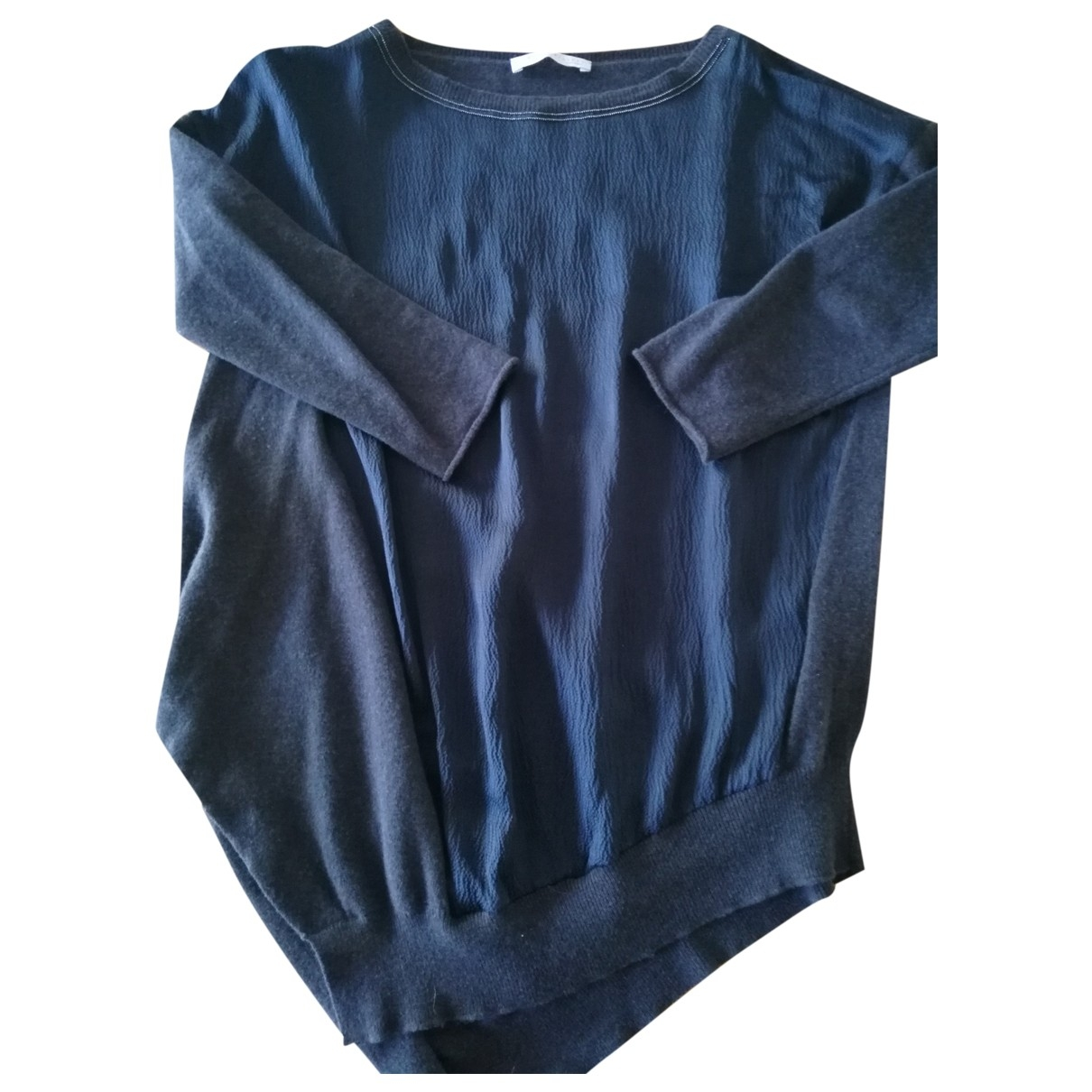 Fabiana Filippi \N Blue Silk Knitwear for Women XS International