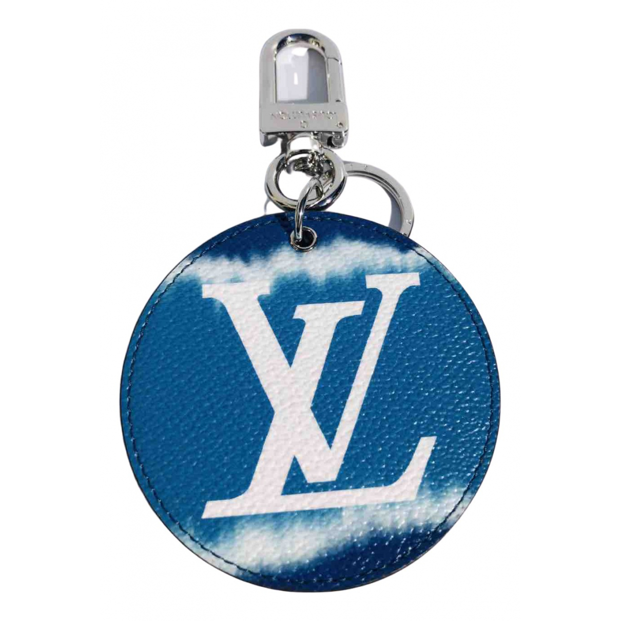 Louis Vuitton - Petite maroquinerie   pour femme en toile - bleu