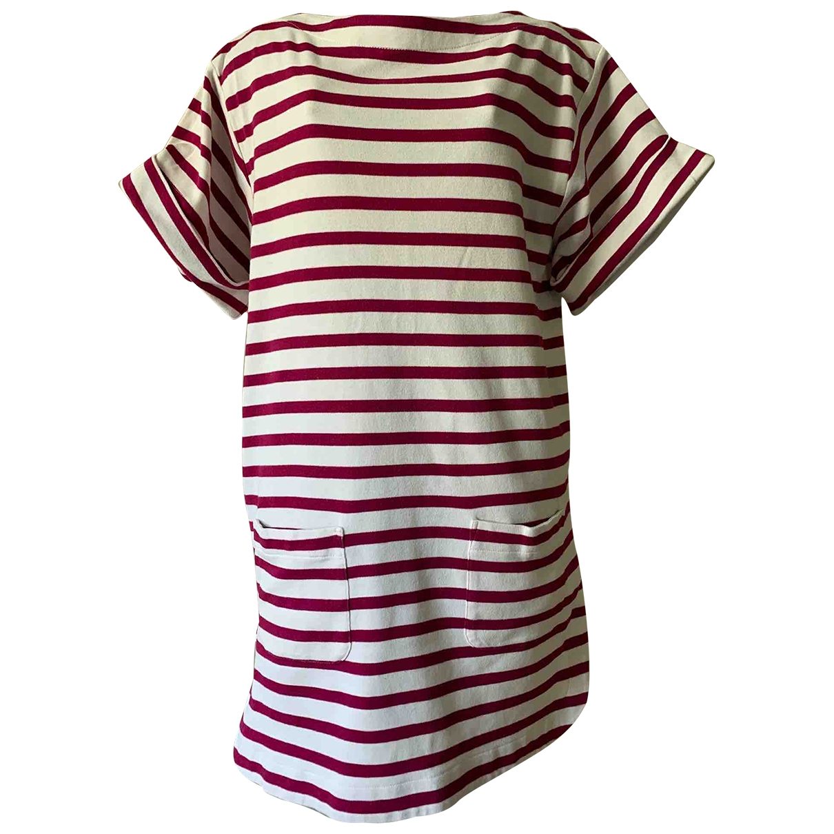 By Malene Birger - Robe   pour femme en coton - rouge