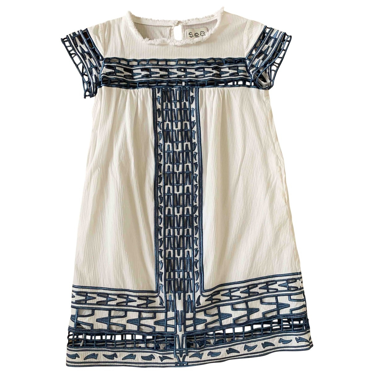 Sea New York \N Multicolour Cotton dress for Women 4 US