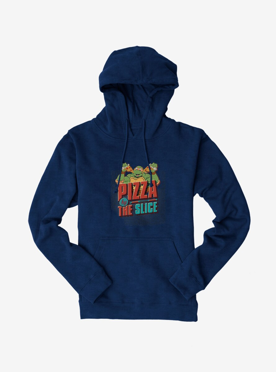 Teenage Mutant Ninja Turtles Michelangelo Pizza By The Slice Hoodie
