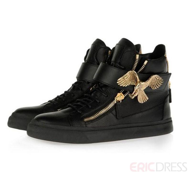 Ericdress Cool Sequins Decorated Men's Sneakers