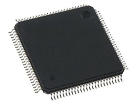 Microchip ATSAMD51N20A-AU, 32bit ARM Cortex M4 Microcontroller, ATSAMD51, 120MHz, 1 MB Flash, 100-Pin TQFP (450)