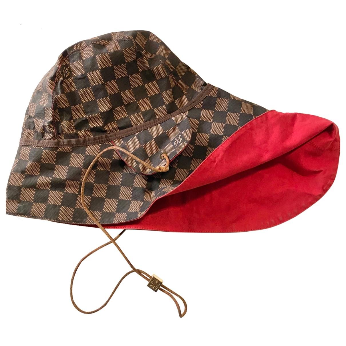 Louis Vuitton \N Cloth hat for Women S International
