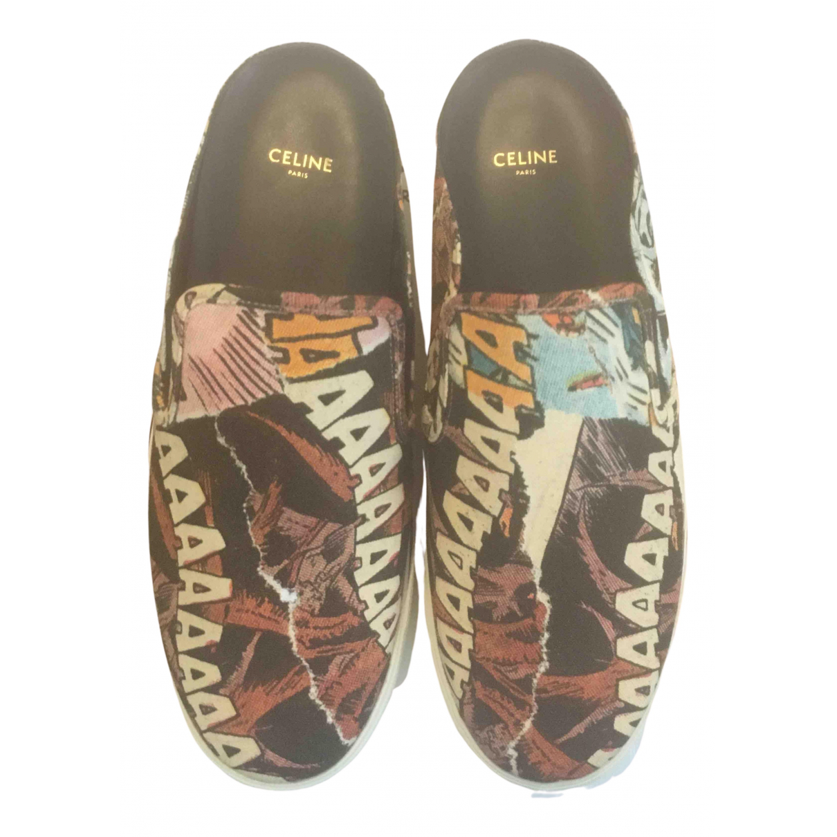 Sandalias de Lona Celine