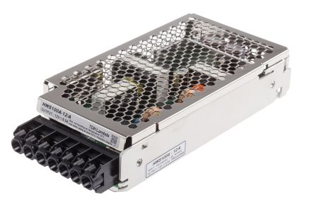 TDK-Lambda , 100W Embedded Switch Mode Power Supply SMPS, 12V dc, Enclosed