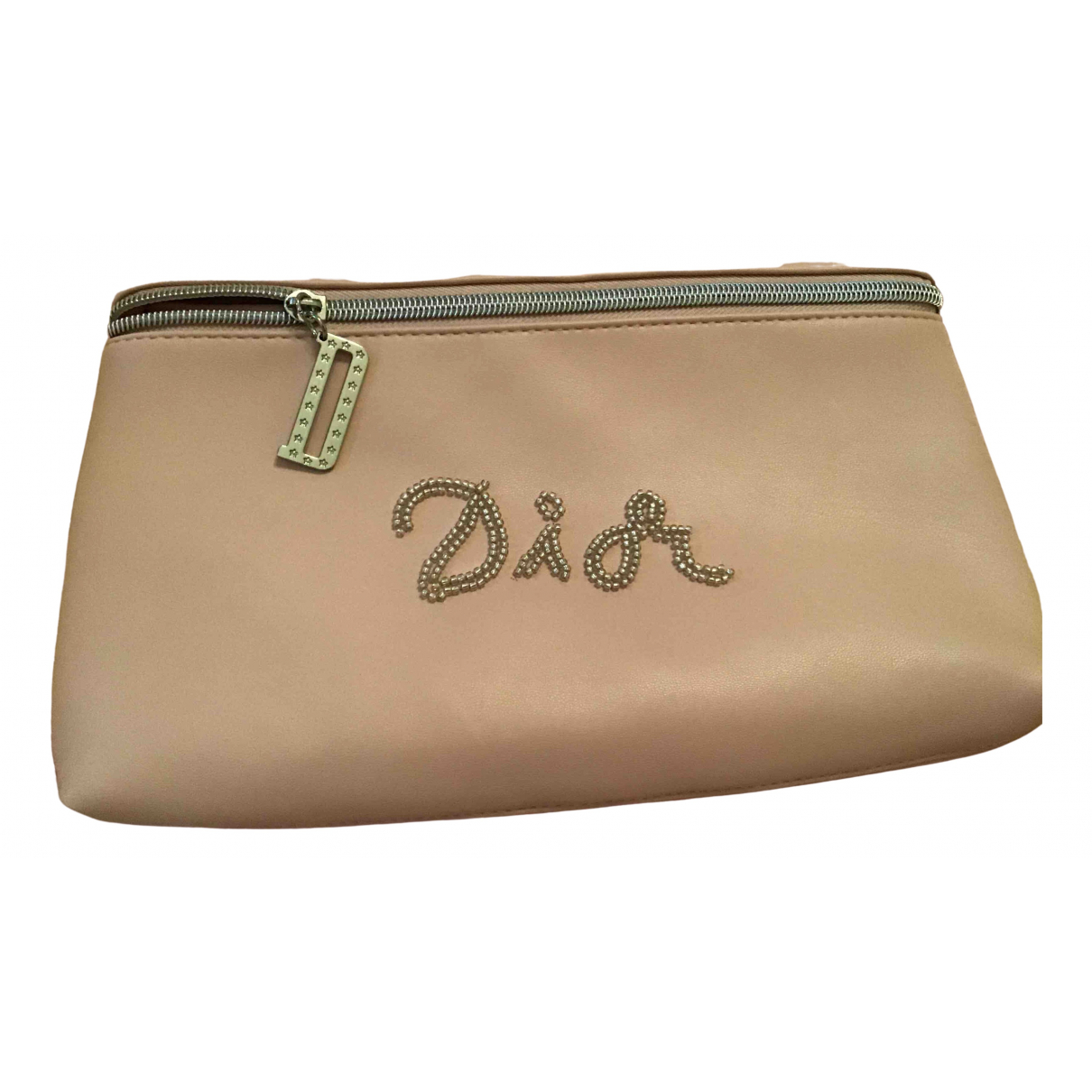 Dior \N Reisetasche in  Rosa Synthetik